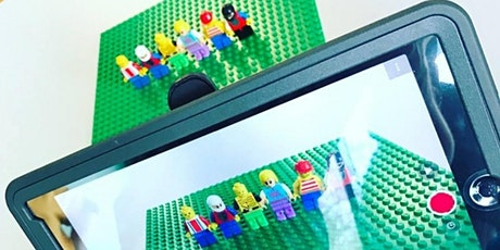 Lego Stop Motion Animation tickets