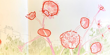 Intuitive Drawing Workshop @ Aldeburgh Studio Trail 2021! tickets