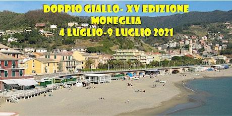 DOPPIO GIALLO  XV EDIZIONE biglietti