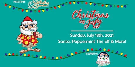 Christmas In July at Whistling Gardens! tickets