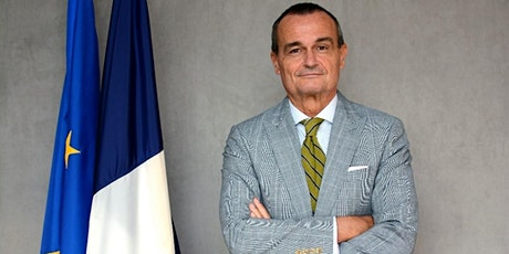 Les Mardis de l'AMGP - Rencontre avec l'ambassadeur de France Gérard ARAUD billets