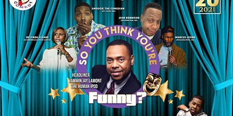 """It's Ok 2 Laugh Presents """"So You Think You're Funny?"""" Zoom Clean Comedy tickets"""