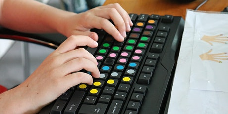 Get Started with Touch-Typing for Dyslexia - Year 5 and 6 tickets