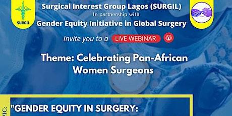 Celebrating Pan-African Women Surgeons tickets