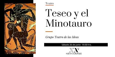 Teatro: Teseo y el Minotauro entradas