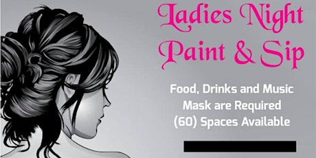 Ladies Night Paint and Sip tickets