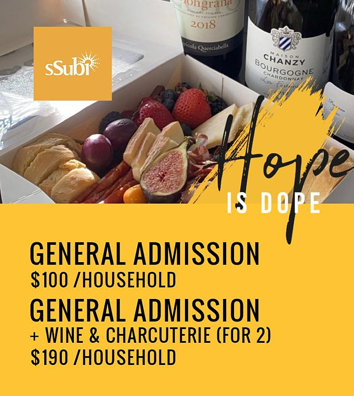Hope, Wine & Charcuterie image