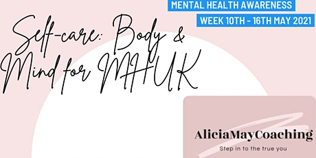 Self-care: Body & mind - Playback & self study tickets