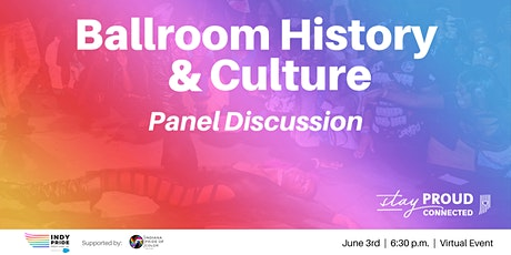 Ballroom History and Culture Panel Discussion tickets