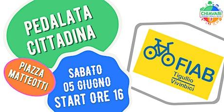 PEDALATA CITTADINA by FIAB Tigullio biglietti