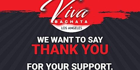 Viva Bachata LA - Festival Social tickets