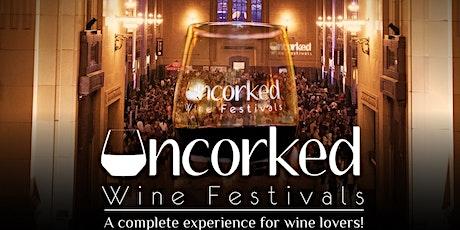 Uncorked: KC Wine Festival tickets
