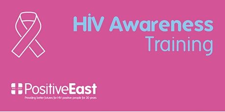 HIV Awareness Training (for East London) tickets