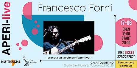 Francesco Forni - AperiLive tickets