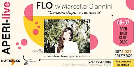 Flo & Marcello Giannini - AperiLive biglietti