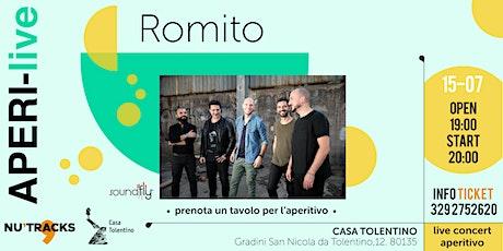 Romito - AperiLive tickets