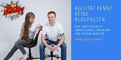 kleine Scrum Schule - by Znip Academy Tickets