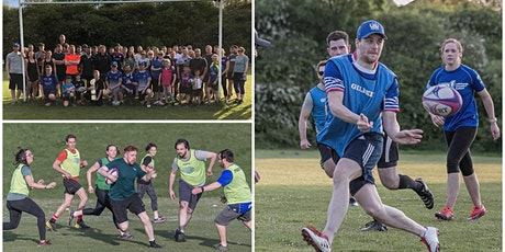 Leith Rugby Touch - Free Taster Session tickets