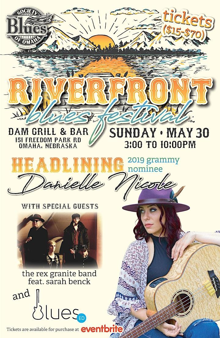 BSO Riverfront Blues Fest image