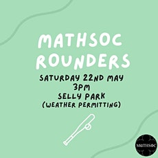 MathSoc Rounders tickets