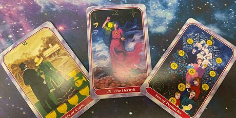 How to Work with Multiple Ancestors Using Tarot on YouTube Live tickets