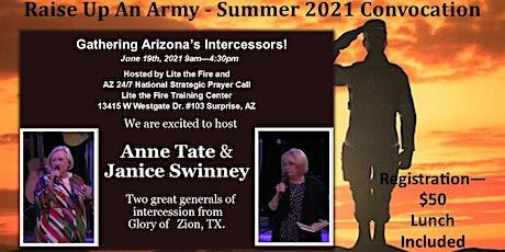 Summer Intercessors Convocation tickets