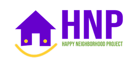 Happy Networking with  the  Happy Neighborhood Project on Clubhouse tickets