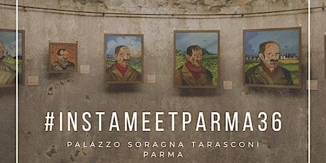 Instameetparma36: La mostra di Ligabue & Vitaloni a Palazzo Tarasconi biglietti