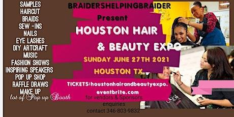HOUSTON HAIR & BEAUTY EXPO tickets