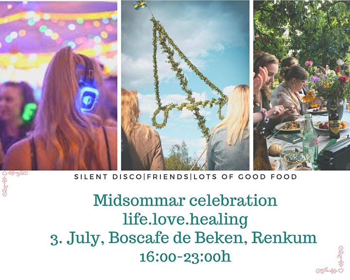 Afbeelding van Midsommar celebration  life.love.healing