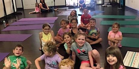Kid's Yoga Summer Series tickets