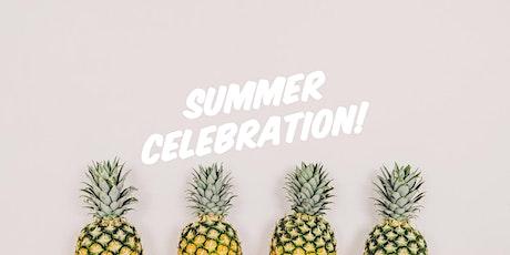Summer Celebration tickets