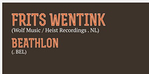 Cliché Records presents Frits Wentink