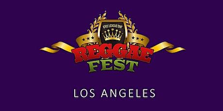 Reggae Fest Vs. Soca LA at Globe Theatre  Los Angeles **October 9th** tickets
