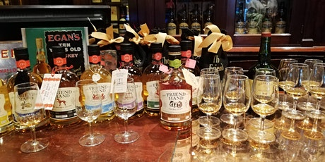 WHISKEY TOUR OF BELFAST tickets