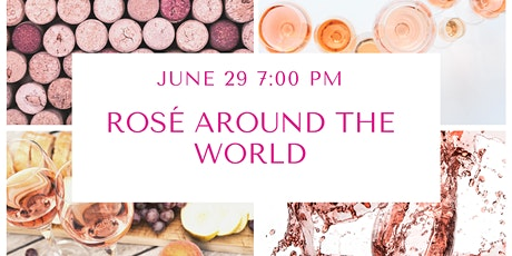 Rosé Around The World tickets