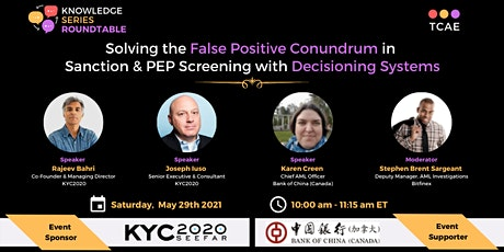 Solving the False Positive Conundrum in Sanction & PEP Screening tickets