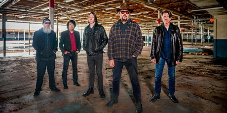 RESCHEDULED: Drive-By Truckers  w/ Buffalo Nichols @ The Vogue tickets