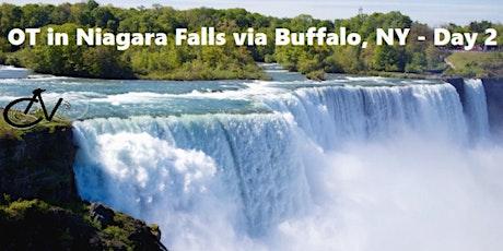 OT in Niagara Falls - Day 2 -  Overnight Cycling Tour to Buffalo, NY tickets