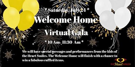 Welcome Home  Virtual Gala tickets