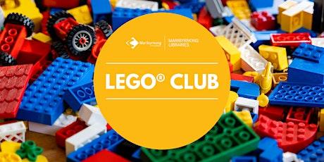 Lego Club at Braybrook Library tickets