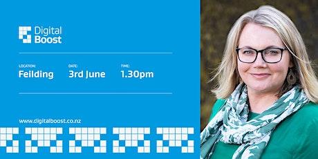 Digital Boost Workshop with Digital Ambassador - Lisa McDonald tickets