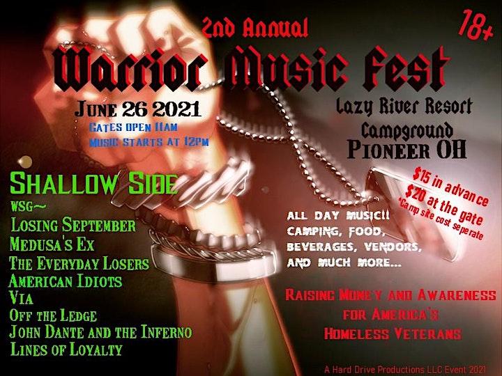 Warrior Music Fest 2021 image