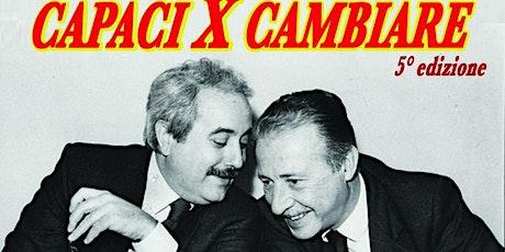 CAPACI X CAMBIARE 2021 biglietti
