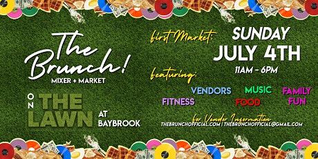 The Brunch! on The Lawn at Baybrook tickets