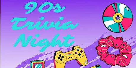 90s Trivia Night tickets