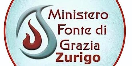 Culto di  battesimi - Taufgottesdienst 04.07.2021 Tickets