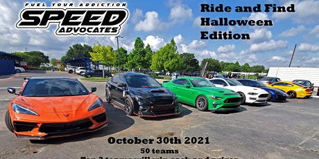 Ride And Find Halloween Edition tickets