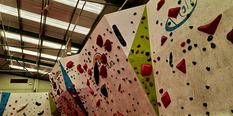 BoulderWorld Youth Coaching June 2021 tickets