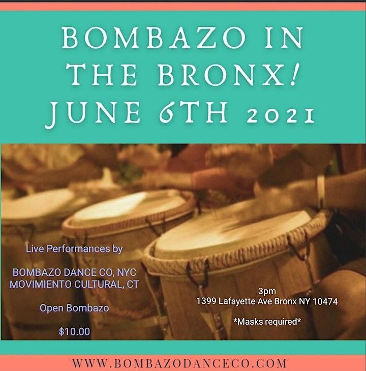 Bombazo in the Bronx image